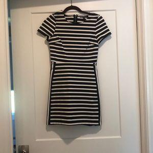Express striped dress. Size 0